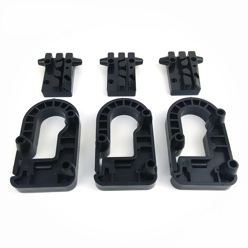 Micromake kossel Marcos Delta 3D impresora piezas de inyección de ...