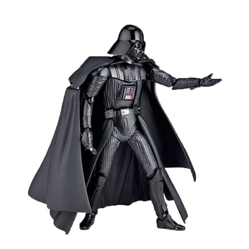 цена на Star Wars Darth Vader Action Figure 16cm Figurine Model Toy 16cm 7