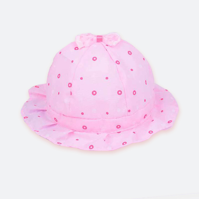 23a58eaff42 Costume For a Photo Shoot Of A Newborn Children s Beach Hat Lace Bucket  Hats Outdoor Bowknot Sun Caps