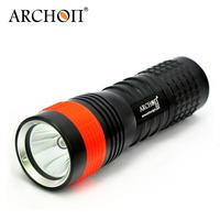 ARCHON G3 Deep diving light 100m waterproof IP68 400 lumens cheapest LED Underwater dive light
