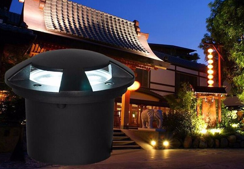 3pcs/lot  4 hole 85-265VAC 9W LED Underground Lamps Outdoor IP65 Waterproof Buried lights CE ROHS Garden Lighting DC12V/24V 3pcs/lot  4 hole 85-265VAC 9W LED Underground Lamps Outdoor IP65 Waterproof Buried lights CE ROHS Garden Lighting DC12V/24V