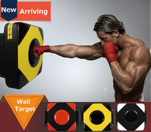 PU Leather Wall Boxing Target Pad Fight Sanda Taekowndo Muay thai MMA Punching Training Bag High Quality