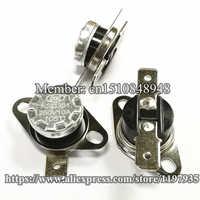 Interruttore di temperatura KSD301 105 gradi 250 V 10A 105 gradi 105C Normalmente chiuso