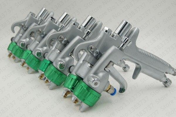 SAT1189 kaks topeltdüüsiga pihustit kroomitud hea kuumuskindlusega - Elektrilised tööriistad - Foto 5