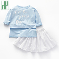 Baby Boy Clothes Casual Long Sleeve Letter T Shirt Shirt Toddler Girls Summer Clothing Casual Kids