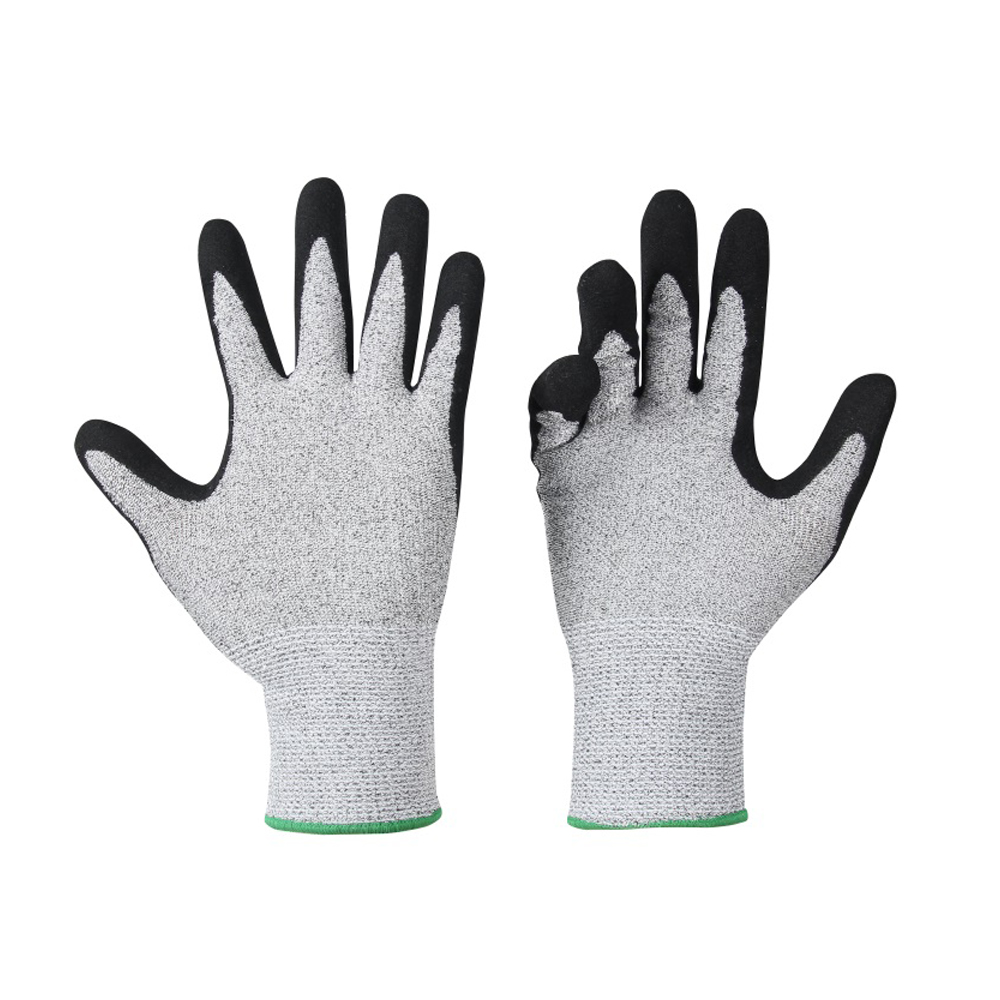2018 new Anti-Cut Glove tretchy Security Protection Work Glove Safety Workers Gloves For Men Women Work Farm Garden kvks for empowering farm women