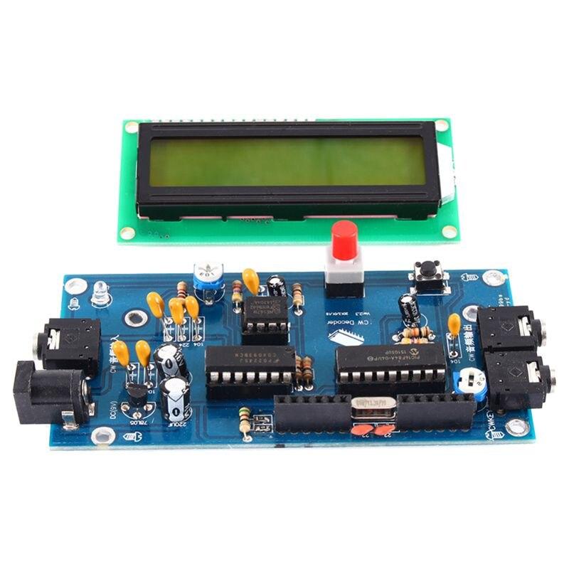 Morse Code Reader / CW Decoder / Morse Code Translator / Morse Translator Reader,blue ...