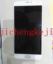 5.5 «Для Meizu MX5 MTK6795 ЖК-Дисплей + Сенсорный Экран Digitizer Ассамблея черный/Белый Ассамблея Экран свободной перевозкой груза