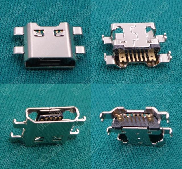 100pcs Micro Usb Charging Port Usb Jack Socket Connector For Lg G2
