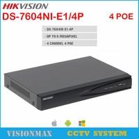 English Version USA POE NVR DS 7604NI E1 4P DS 7608NI E2 8P DS 7616NI E2