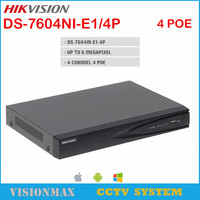 English Version USA POE NVR DS 7604NI E1 4P DS 7608NI E2 8P DS 7616NI E2