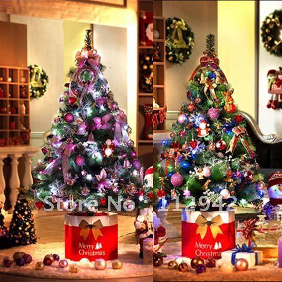Top Quality Christmas Tree 1.5m/150cm Pink Decorate