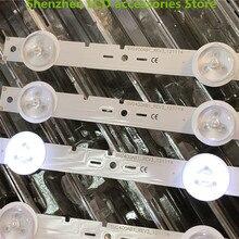 10 teile/los FÜR SONY KDL 40R450A Hintergrundbeleuchtung LED Streifen E0402 SVG400A81_REV3_121114 100% NEUE