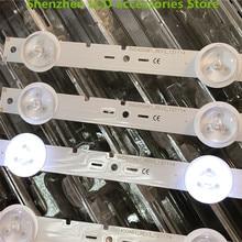 Tira de LED de fondo para SONY KDL 40R450A, 10 unidades por lote, E0402 SVG400A81_REV3_121114 100%