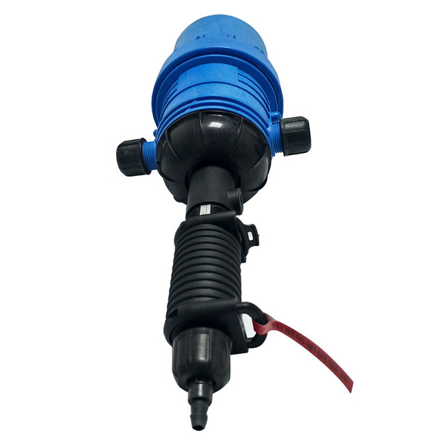 Fertilizer Injector Dispenser Proportioner 0.4%-4% 4C-30C ,water-driven Chemical Injector For Fertilizer, Livestock