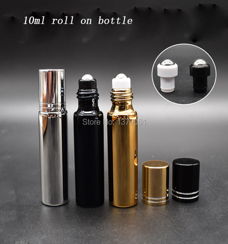 15/30/pcs 10ML Empty  Glass Roll On Bottle For Essential Oils,Refillable Perfume Containers With Stainless Steel Roller Ball.15/30/pcs 10ML Empty  Glass Roll On Bottle For Essential Oils,Refillable Perfume Containers With Stainless Steel Roller Ball.