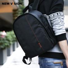 Camera Backpack DSLR SLR Camera Bag Camera Case Waterproof Bag, Multi-functional Digital DSLR Camera Video Bag