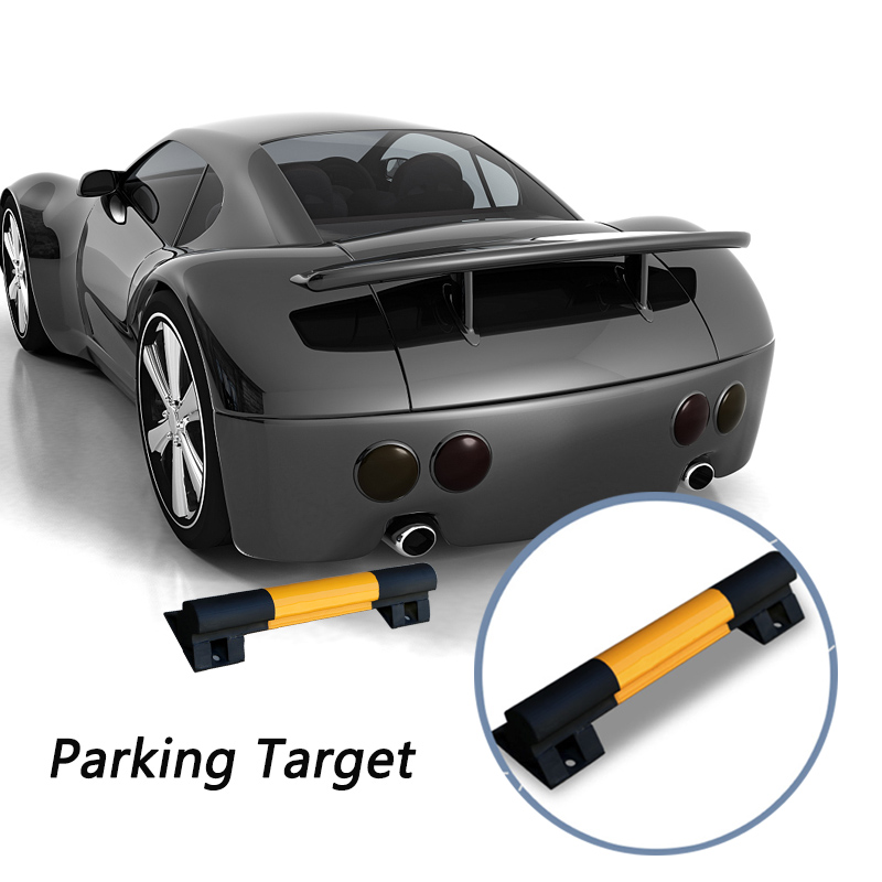 GALO Parking Target ,Parking Curb Wheel Stop Parking Block For Car