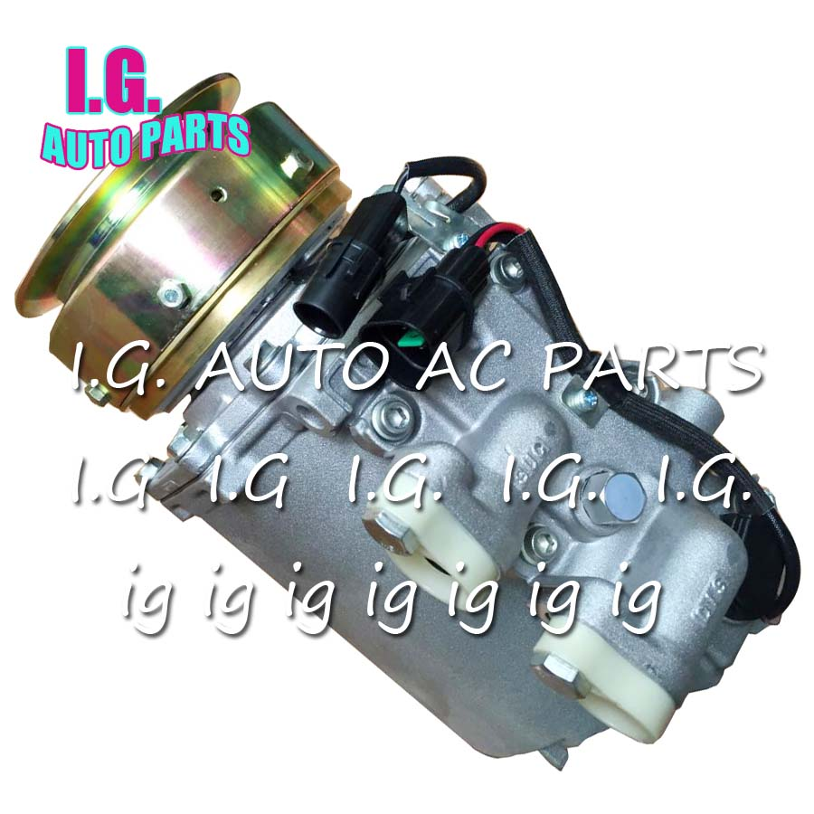 High Quality MSC130CV a/c compressor For Car Mitsubishi Delica L400 AKC200A601A AKC201A601 MB946629 MR206800 1PV 12V 1992-2002