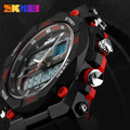 2016 Men's Quartz Digital Watch Men Sports Watches Relogio Masculino SKMEI Relojes LED Military Waterproof Wristwatches Reloj