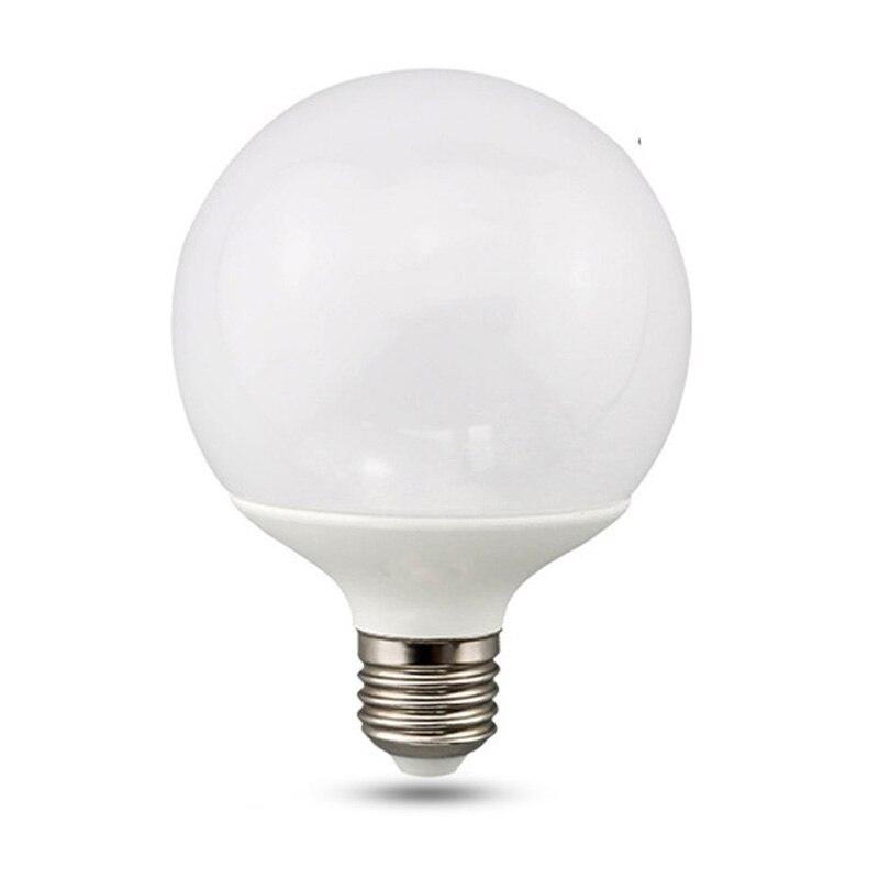 1pcs LED Bulb Lamp G120 E27 20W 110V 220V  85V-265V Cold White/Warm White Lampada Ampoule Bombilla LED 5pcs e27 led bulb 2w 4w 6w vintage cold white warm white edison lamp g45 led filament decorative bulb ac 220v 240v