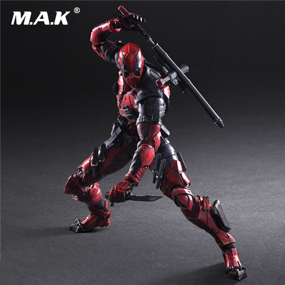 26cm Deadpool Ryan Reynolds PVC Action Figure Collections Model Toy Gifts
