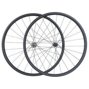 Image 1 - Juego de ruedas de carbono para bicicleta de montaña, peso ligero, 1220g, 29er, XC, 30mm x 30mm, sin capucha, 24H, 28H, D411SB, D412SB, 6 tornillos o CL