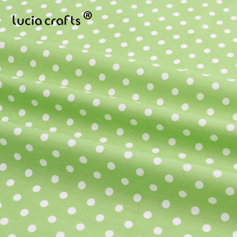 Lucia crafts 1piece/lot Cactus Stripe Cotton Fabric Printed Patchwork DIY Child Cloth Sewing Fat Quarters Materials I03C3G03C 4