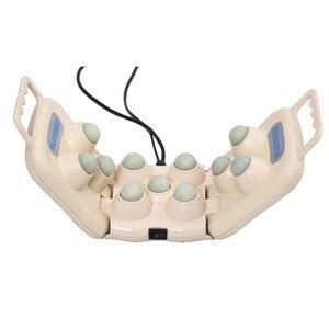 Image 3 - POP RELAX PR P11 katlanabilir 11 yeşim topları el uzak kızılötesi ısıtma terapisi projektör masaj gevşetici vücut