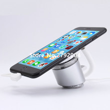 10 pcs/lot Multi-function Anti-theft Alarm System Mobile Phone Security Display Stand