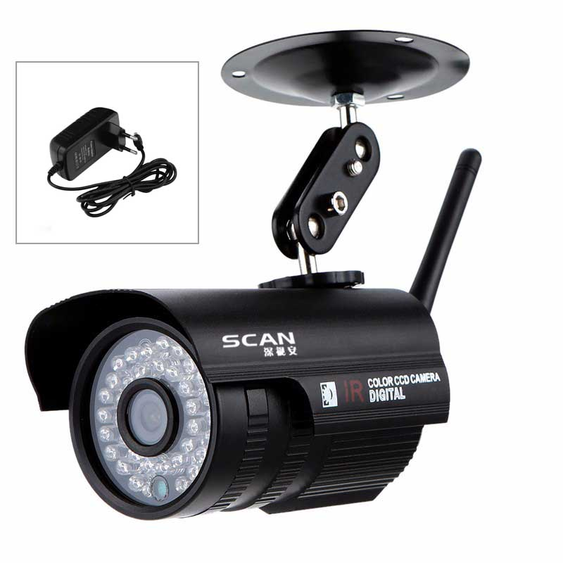 Hd Bullet 1080p Ip Camera 2mp Wifi Wireless Outdoor Waterproof Infrared Night Vision Motion Detect Cctv Webcam Freeshipping in Surveillance Cameras from Security Protection