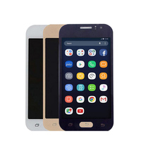 4.3'' new Super AMOLED LCD Display For Samsung Galaxy J1 Ace LCD J110 SM J110F J110H J110FM Touch Digitizer Screen Assembly