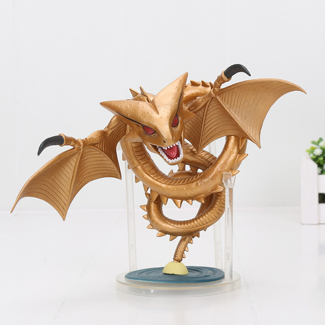 Us 10 87 18 Off 15cm Anime Dragon Ball Super Shenron Golden Dragon Kaminoryu Pvc Action Figure Model Toy Dragon Ball Z Figure In Action Toy