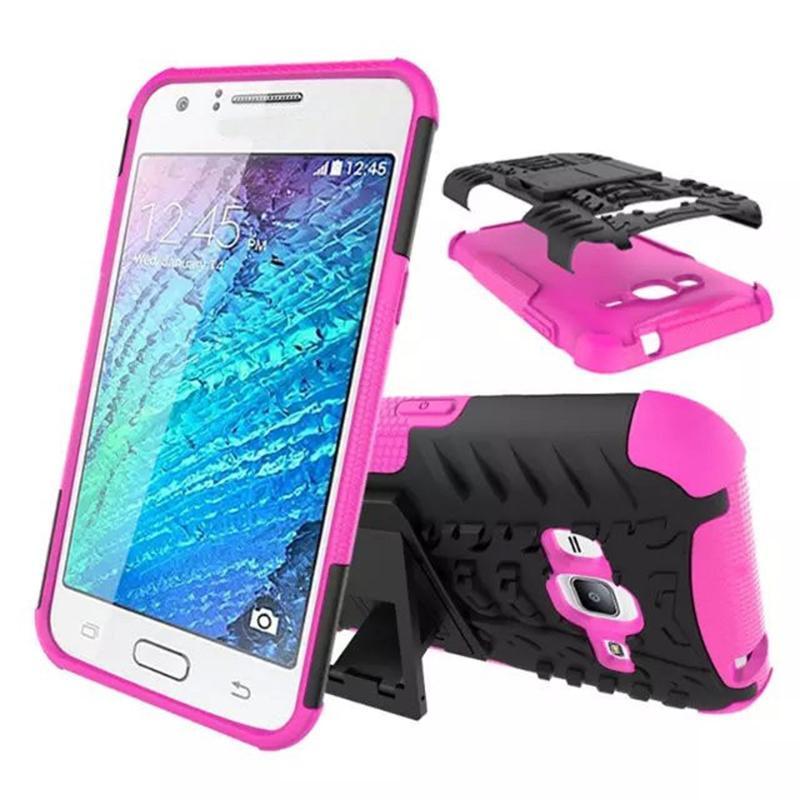 Stötsäker hårda silikonfodral för Samsung Galaxy S9 S8 plus J1 J2 - Reservdelar och tillbehör för mobiltelefoner - Foto 3