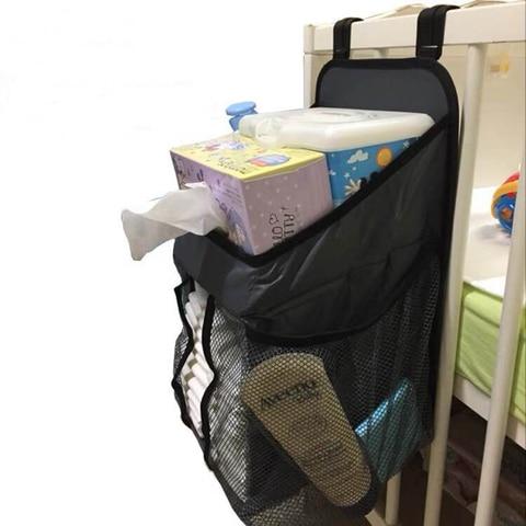 saco de armazenamento de suspensao bumper crib bumper berco acessorios