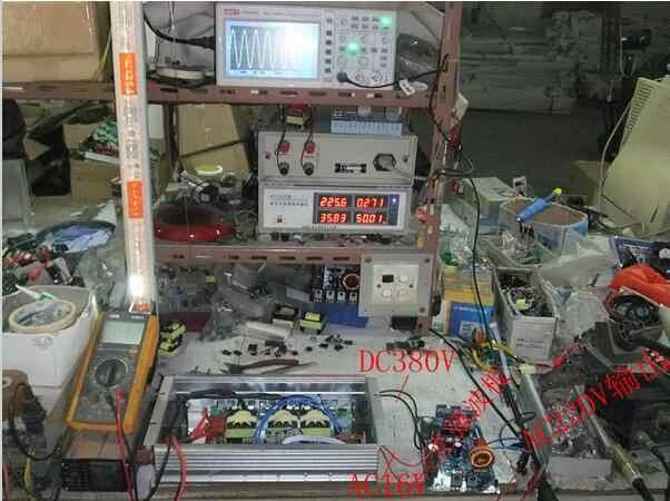 1000 Вт Чистая синусоида инверторный блок питания пост синусоидальной волновой усилитель низкой частоты Бесплатная доставка