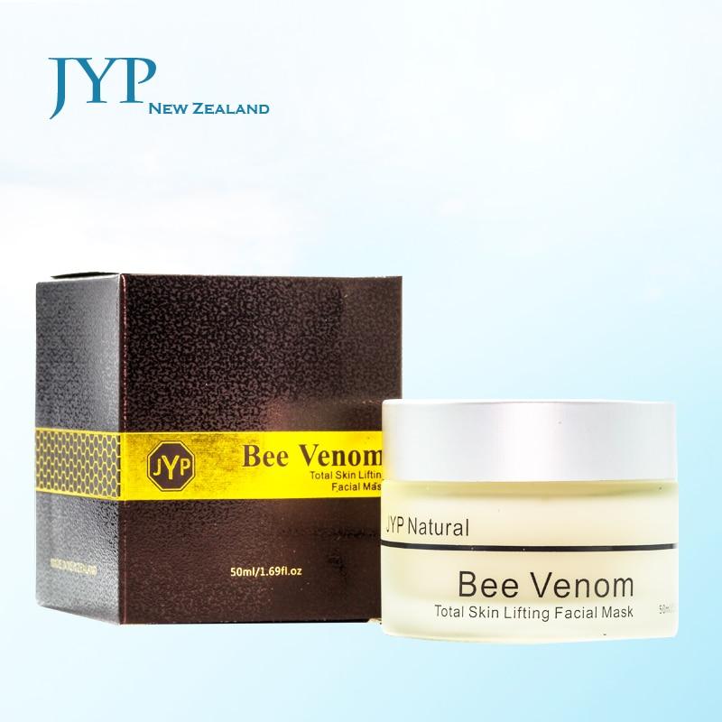 Original NewZealand JYP Bee Venom Firming Face Mask Skin Lift Facial Cream Manuka Honey Night Cream Anti Aging Reduce wrinkles 6 frames reversible honey extractor for bee keeping