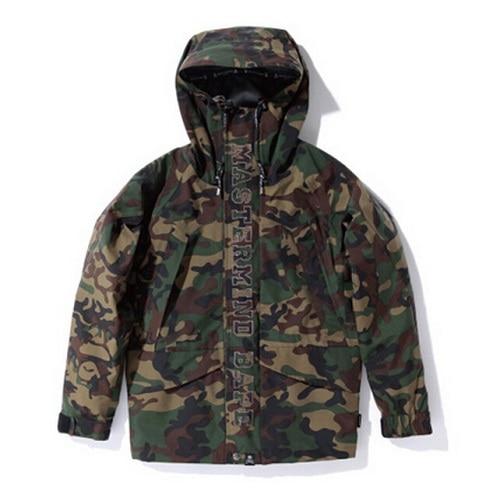 5ba029c684ab A Bathing (Bape) X MMJ (Mastermind Japan) Bape Hoodie Zip-Up Camo Jacket  Size S M L XL