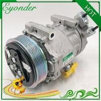 SD7V16 AC A/C Compressor de Ar Condicionado Bomba De Refrigeração para CITROEN C5 EU 6453TH C8 1.8 2.0 2.2 9686061780 6453YJ 453YN 6453SE