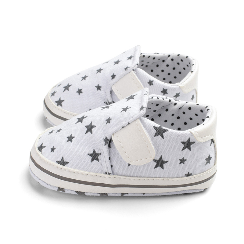 Baby Shoes Soft Bottom Boy Girl Casual Shoes Spring Children Canvas Shoes Toddler First Walkers Shoes in First Walkers from Mother Kids