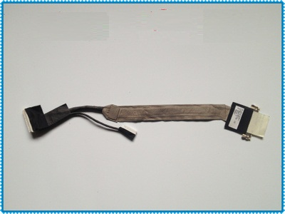WZSM NEW laptop LCD flex cable for HP EliteBook 6930p 6940 6930 laptop cable P/N 50.4v907.002 new lcd flex video cable for toshiba satellite l870 l875 l875d c870 c870d c875d c875 laptop lvds cable p n 1422 0159000