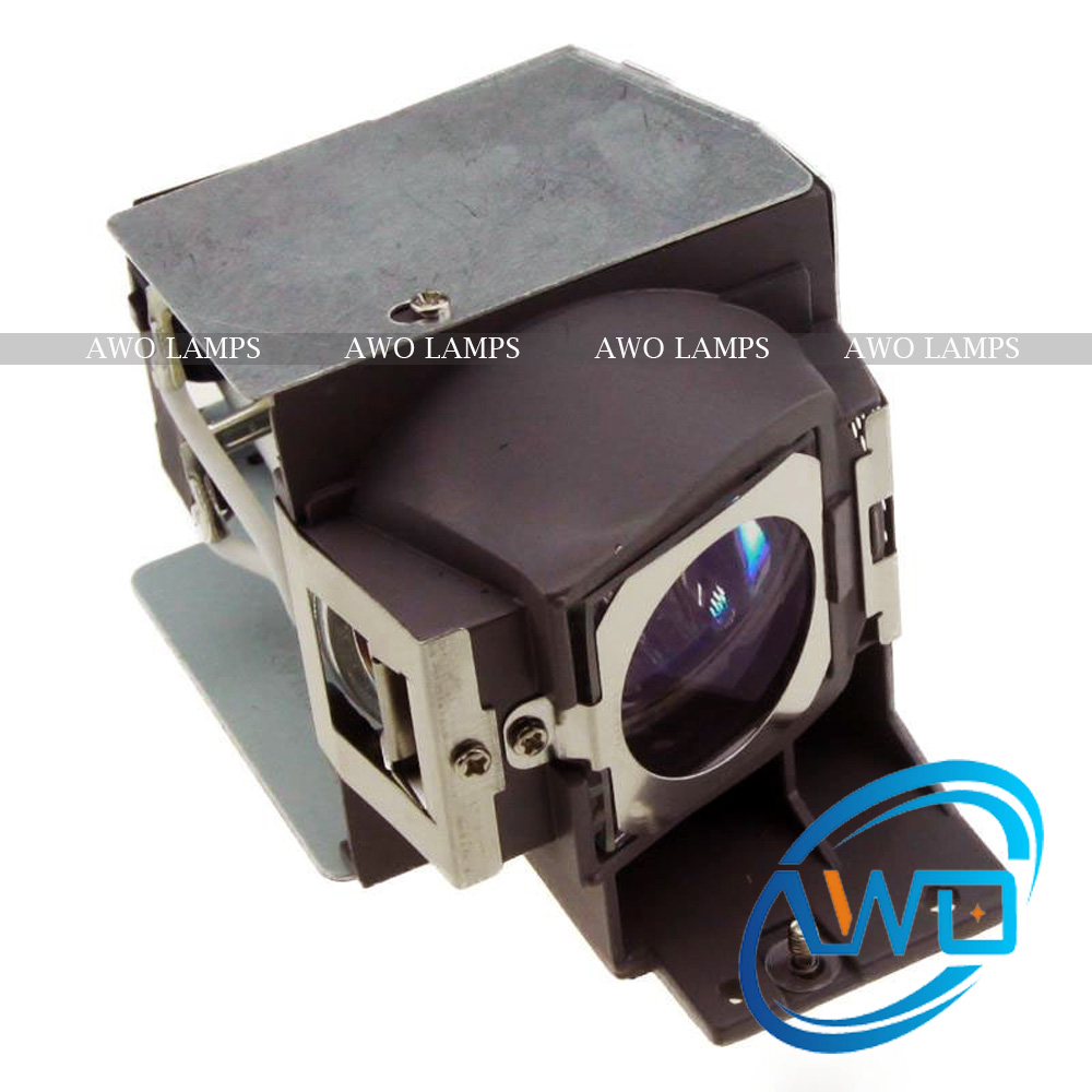AWO 5J.J5X05.001 Original Projector Lamp P-VIP240/0.8 with Housing fitting for BEQN MX716 Projector awo original projector lamp 20 01501 20 projector lamps p vip230w inside for smartboard 480i5 880i5 885i5 sb880 slr40wi uf75