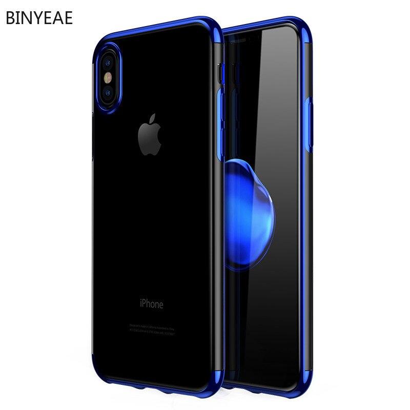 Iphone X Case Luxury Silica Gel Iphone 8plus Case TPU Soft Iphone 7 Plus Case Luxury
