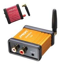HIFI Erstklassige Bluetooth 4,2 Audio Receiver Verstärker Auto Stereo Ändern Unterstützung APTX Geringe Verzögerung Gold/Rot/Blau ColorFree Versand