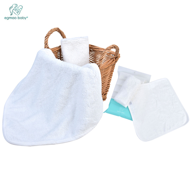 Newborn Baby Towels Saliva Towel Nursing Towel Baby Boys Girls Bebe Toalha Bamboo Washcloth Feeding Square Towels Handkerchief In Towels From Mother