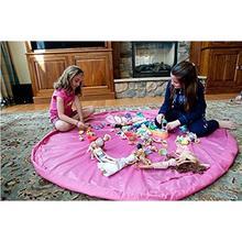 BigNoseDeer Toy Storage Bag,Children Play Mat 60 inch(150cm)