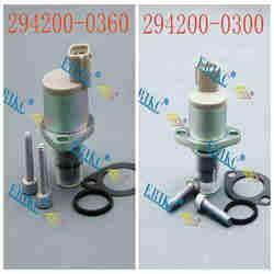 ERIKC 294200-0360 294200-0260 pompa paliwa pomiarowy zawór elektromagnetyczny 294200-0260 regulator ciśnienia pompy 294200-0300