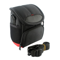Free Shipping Camera Bag Case Pouch Cover For Nikon Coolpix L120 P100 L110 P510 P7100 P300