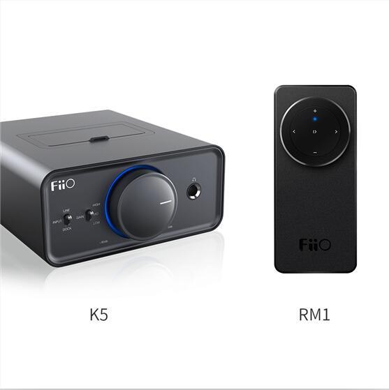 FiiO K5 + RM1
