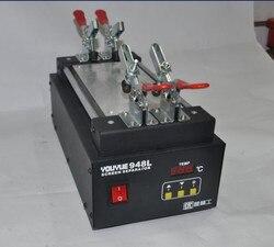 Youyue 948L elektryczny wyświetlacz LCD z ekranem dotykowym montaż Separator podzielony ekran maszyna do tabeli Pc + 50 m do cięcia drutu